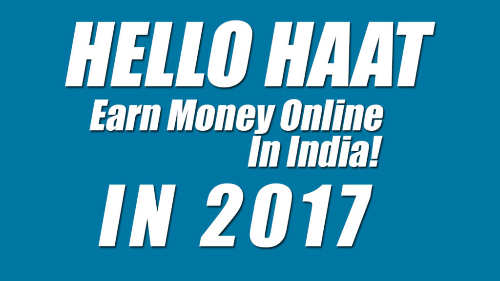 hellohaat earn money online
