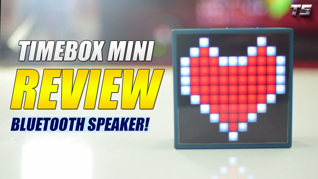 Divoom TimeBox Mini Review