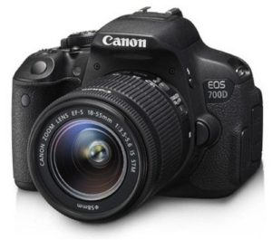 Best DSLR Cameras Under 40,000 Rupees