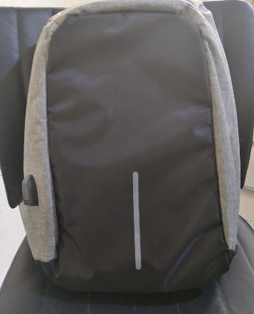 Anti theft laptop backpack india