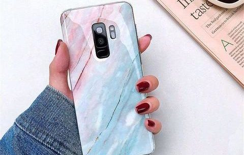 S10 Marble Case